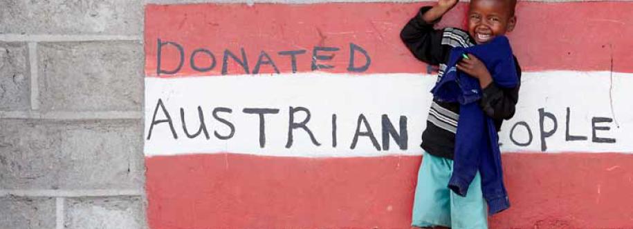 Wohltätigkeitsprojekt